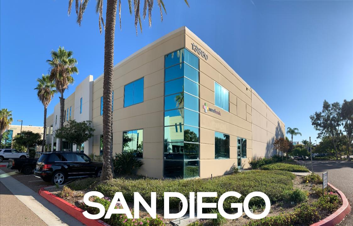 Mendtronix San Diego